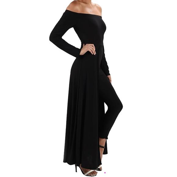 a1a3d9c9d85 Funfash Plus Size Women Gothic Black Jumpsuit. Boutique. FunFash.  M 5c8315b19539f7a7b0147439. M 5c8315b145c8b37731082404.  M 5c8315b0e944ba740a371aa7